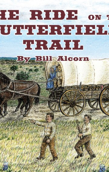 The Ride on the Butterfield Trail (Paperback)
